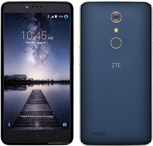 ZTE Zmax Pro Z981 32GB Unlocked GSM Phone w/ 13MP Camera – Black – Restech  Today Online Store